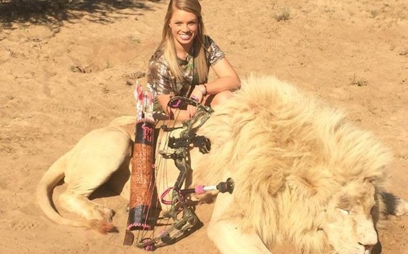 UPDATE: Facebook Removes Dead Animal Photos from Kendall Jones' Page