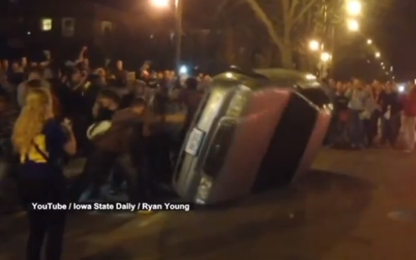 Veishea Canceled at Iowa State University After Huge Riot in April