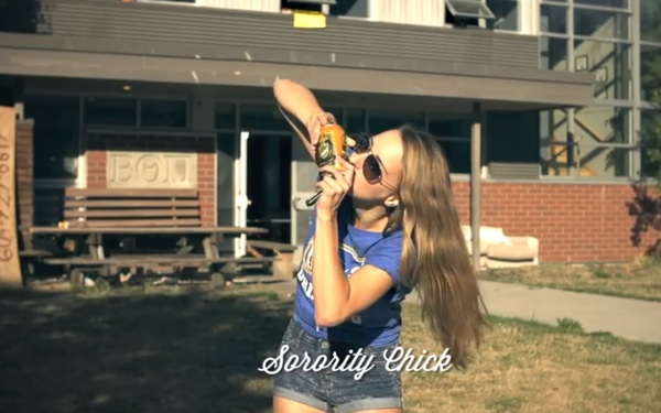 WATCH: Video Tells You Everything You Need Know About 'How to be a College Student'