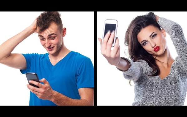Study Claims College Guys Spend 8 Hours a Day on Phones, Girls Spend 10