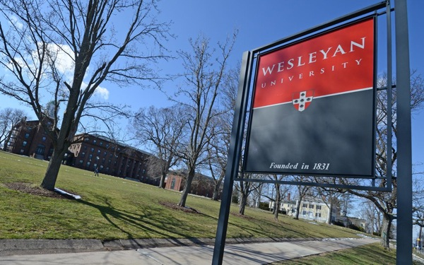 Wesleyan Bans Students from Fraternity House; National Chapter Suspends It