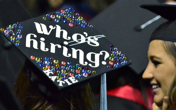 Survey: More than Half of Recent College Grads Have Jobs that Don't Require Degree
