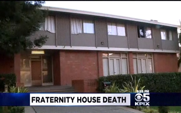 Man Found Dead in UC Berkeley Frat House Went to UC Davis
