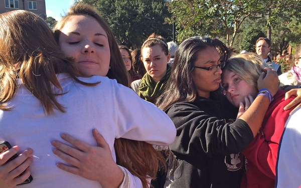 FSU Shooting: Students Tell of Chaotic Moments in Library