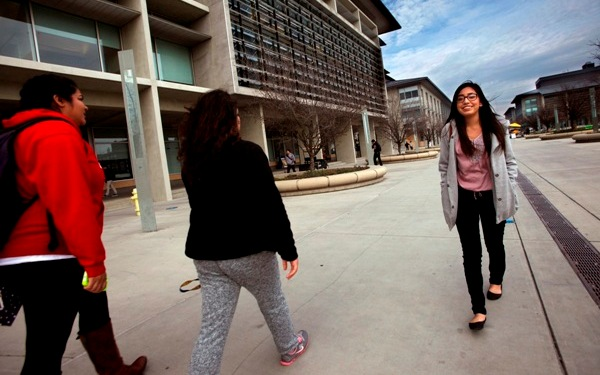 UC's Enrollment Guarantee Gives Students an Education to Fall Back On