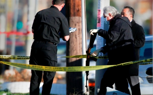 2 LAPD Officers Ambushed: 'Sense of uneasiness' among L.A. police