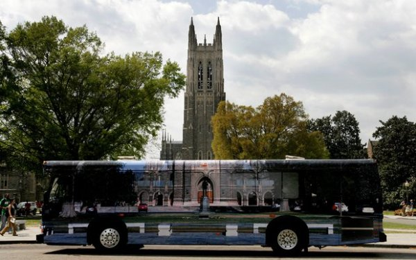 Rebuked by Graham, Duke cancels bell tower broadcast of Muslim call to prayer