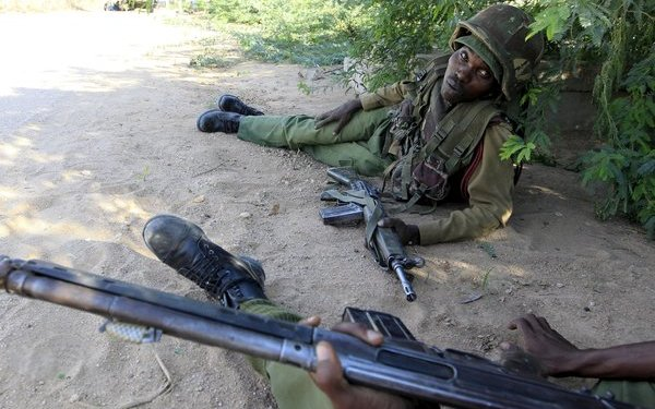 Al-Shabab: Christian hostages held in Kenya university