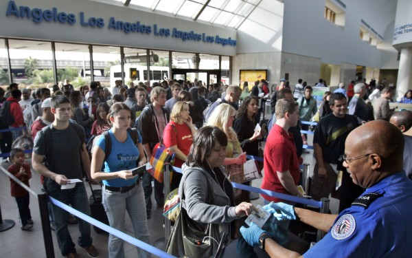 Passengers leave thousands in loose change at L.A., S.F. airports