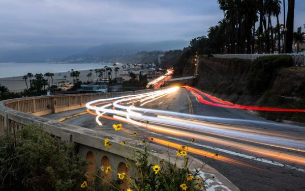 California Incline in Santa Monica to close Monday for reconstruction
