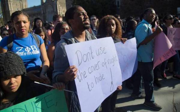 Duke student who hung noose apologizes, will be allowed to return to campus