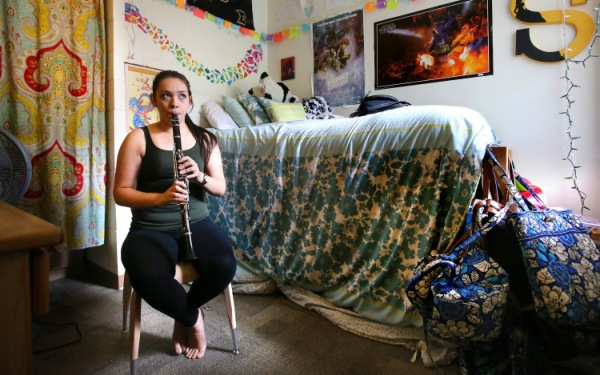 Goodbye, dorm: College kids face summer readjustment