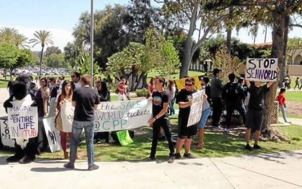 Cal Poly Pomona suspends 'free speech zone' policy