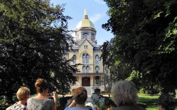 Prosecutor has message for victims of sexual assault at Notre Dame