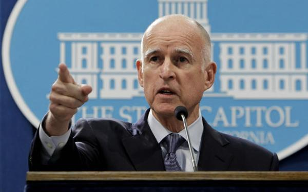 Students get a break in California Gov. Jerry Brown's budget plan
