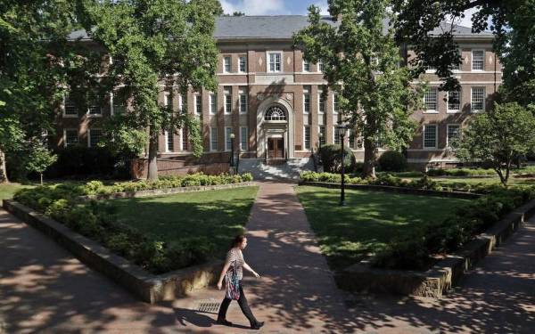 UNC trustees vote to rename Saunders Hall which was named after a purported KKK member