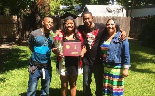 From homeless in Fresno to college graduate