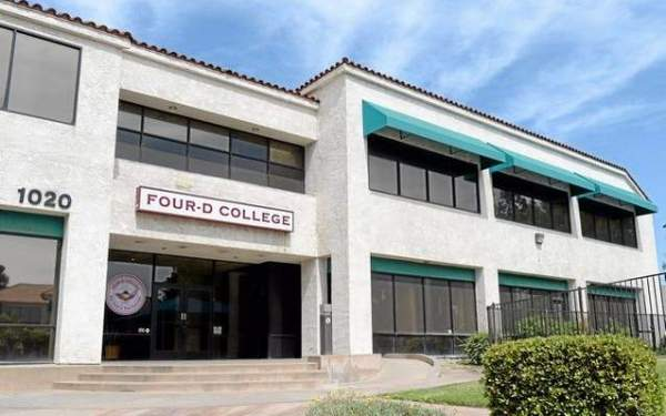 Four-D College closes; 600 students, faculty, staff displaced