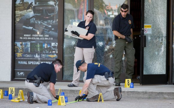 Tennessee shootings, which kill 4 Marines, to be investigated as terrorist attack