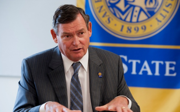 Cal State trustees OK pay hikes for chancellor, other top executives