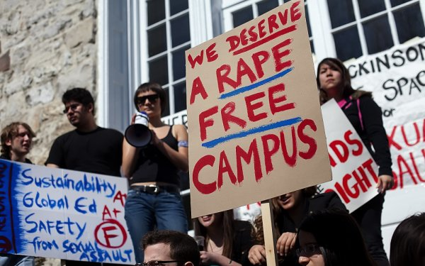 Sexual assault measures aim to unify colleges' responses in California