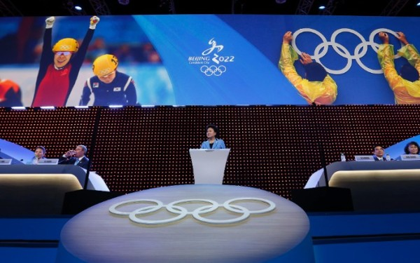 Beijing chosen to host 2022 Winter Olympics, angering human rights groups