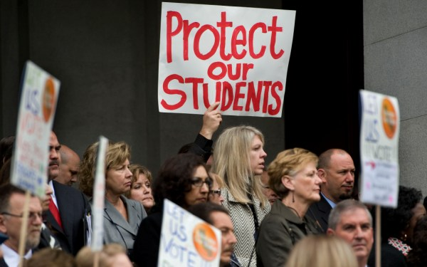 28 California colleges, universities have 'restrictive' protest, demonstration policies