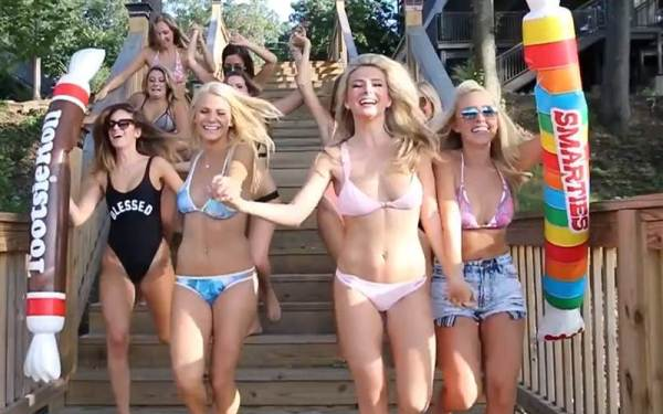 University of Alabama Alpha Phi sorority criticized for recruitment video