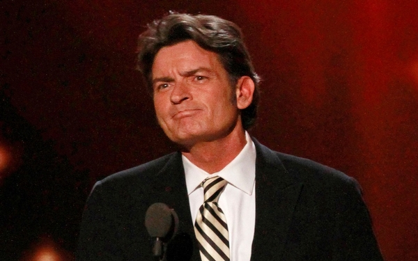 Charlie Sheen says he has been HIV-positive for four years