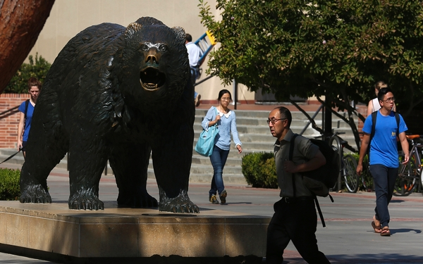 University of California struggles to add staff and housing