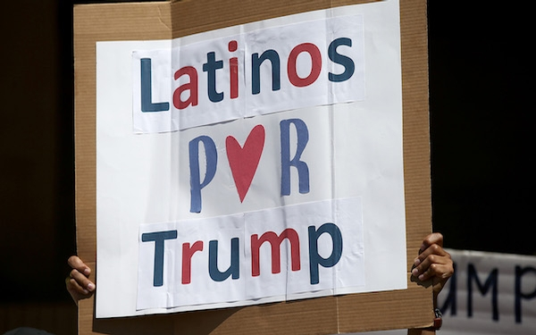 Latinos who voted for Trump look toward Inauguration Day with no apologies