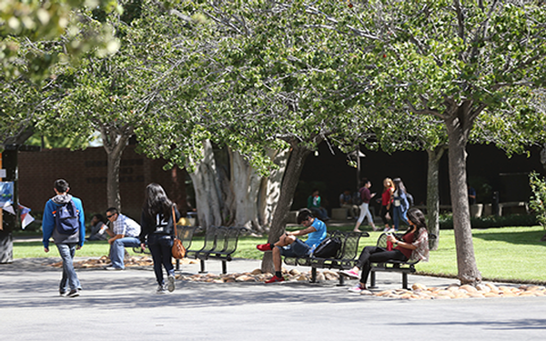 Cal State LA ranked number one in the nation for upward mobility