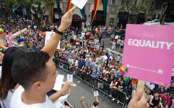 LA Pride Parade to be replaced with protest march this year