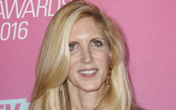 Republican students sue to allow Ann Coulter's speech this week at UC Berkeley