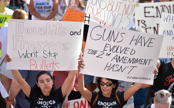 Some Democrats think Parkland-fueled activism can neutralize the NRA