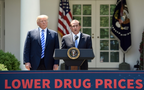 Trump administration sinks teeth into paring down drug prices, on 5 key points