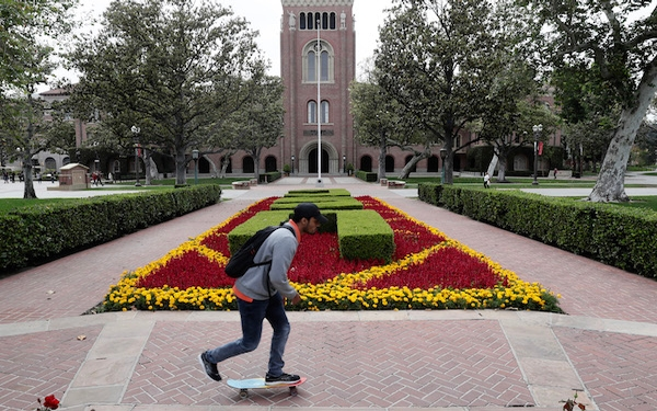 Men's doctor at USC clinic faces sex abuse allegations from LGBTQ alumni