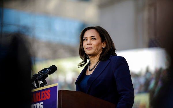 In Kamala Harris, a sequel to Ronald Reagan?