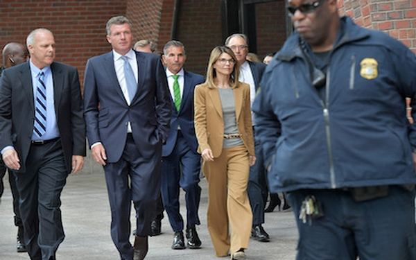 For Lori Loughlin, 'parenting on steroids' could be defense in college admissions scandal