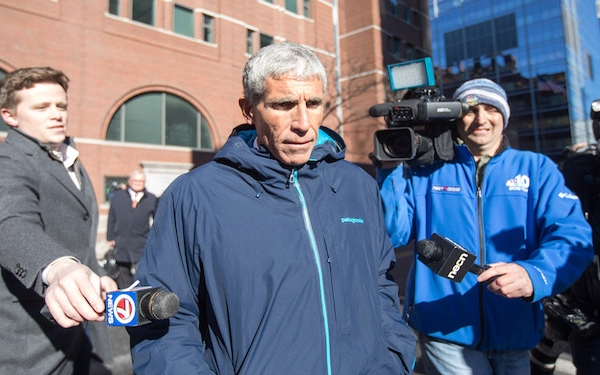 Parents in college admissions scandal tell judge there was no conspiracy