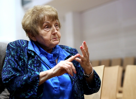 Holocaust survivor and forgiveness activist Eva Kor dies at 85