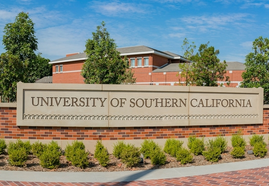 Dad accused in college admissions scandal hits USC with