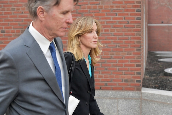 In college admissions scandal a judge must decide: Does it matter how much parents paid?