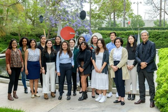 Apply for a Mellon Summer Academy and Undergraduate Curatorial Fellowship Program at LACMA