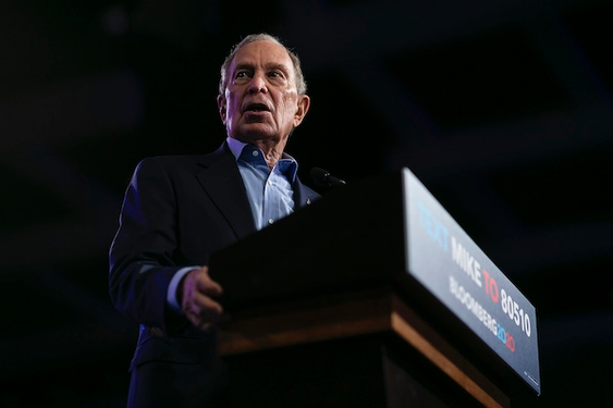After record-breaking spending, Michael Bloomberg drops out of the presidential race