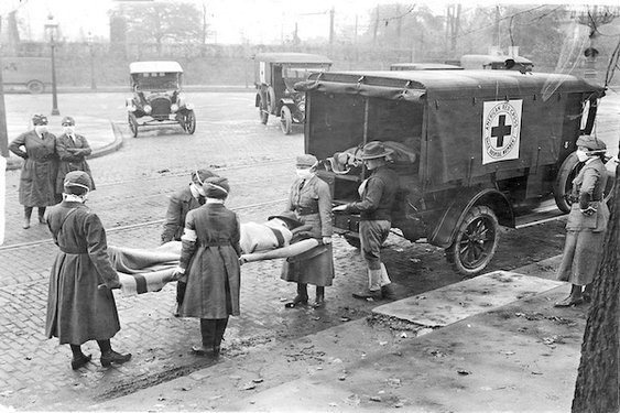 St. Louis saw the deadly 1918 Spanish flu epidemic coming. Shutting down the city saved lives