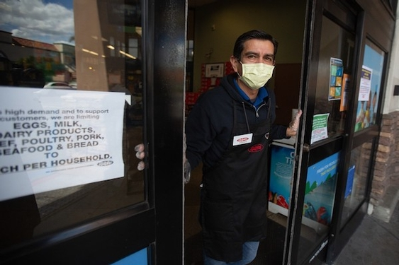 California's coronavirus death toll is way below New York's. Here's why