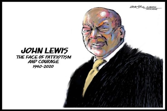 Honor John Lewis with Senate vote on voting rights