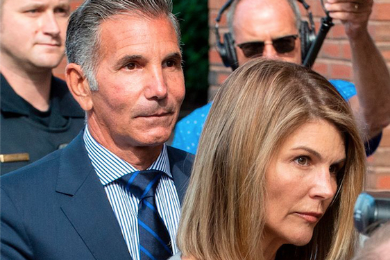 Lori Loughlin gets 2-month prison sentence in college admissions scandal