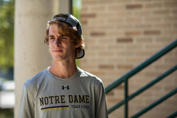 Notre Dame's class suspension may be a cautionary tale for other campuses trying to reopen